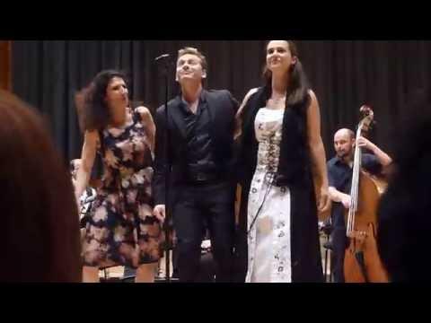 """Bis """"Pizzica di San Vito"""" - L'Arpeggiata -L'Auditori Barcelona 13/05/15 -"""