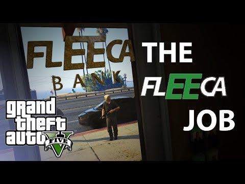 Gta 5 Online Fleeca Job