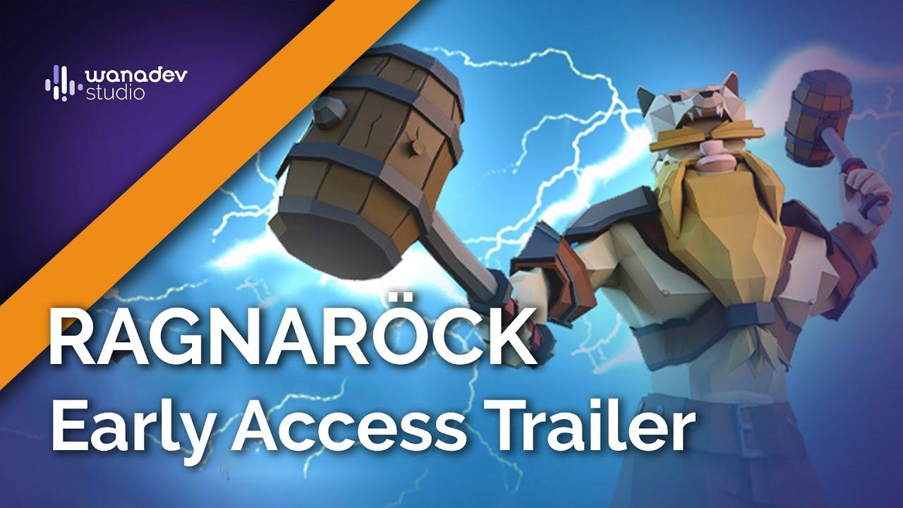 """""""Ragnarock"""": El nuevo juego que combina vikingos, metal y VR"""