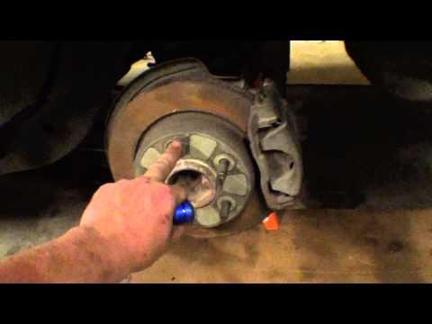 7-19-13 8.8 ford rear install in the malibu wagon