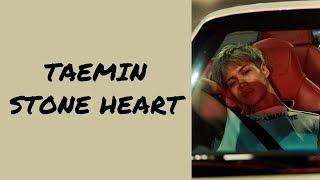 Taemin(이태민) - Stone Heart [Han|Rom|Eng LYRICS]