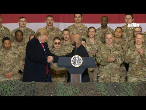 """Дональд Трамп заявил, что """"Талибан""""* стремится заключить мирное соглашение"""