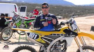 You could argue that the Yamaha YZ250F is the king of the class at ...