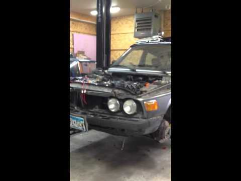 1981 BMW E12 LSx First Start