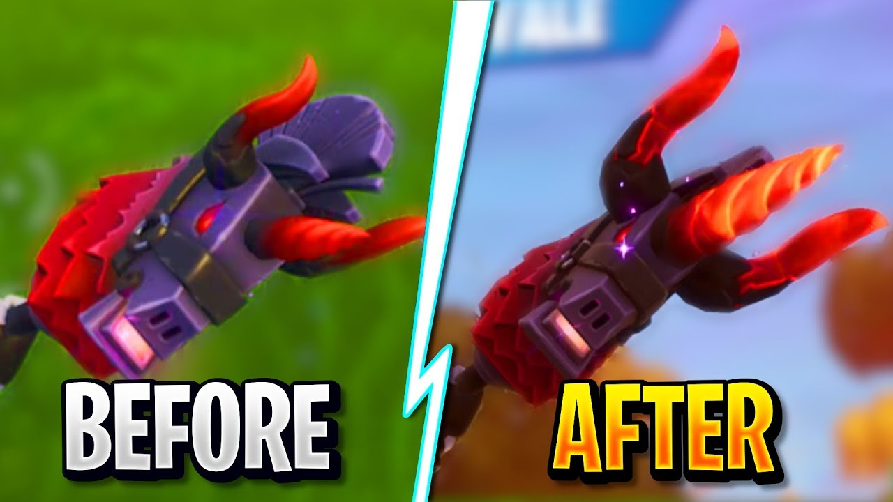 new how to upgrade thunder crash pickaxe in fortnite new thunder crash harvesting tool upgrade - fortnite thunder crash pickaxe