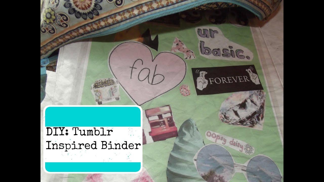 Diy Binder Decorations