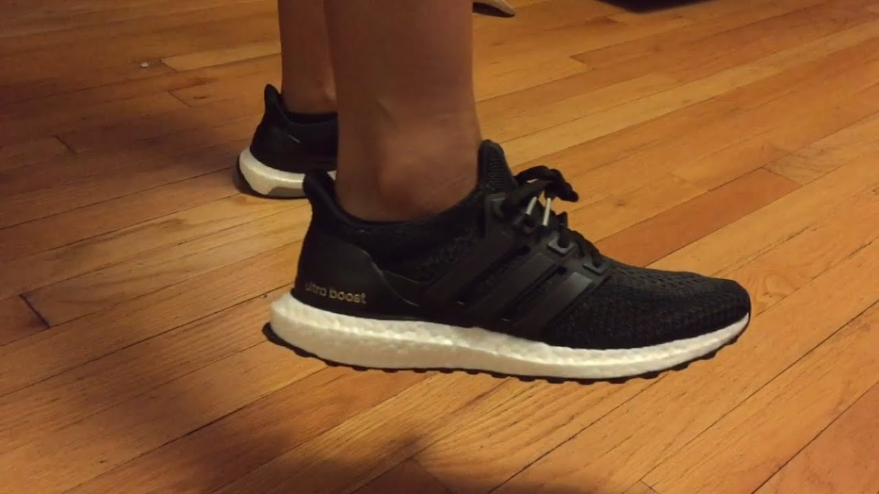 Adidas Ultra Boost Women On Feet