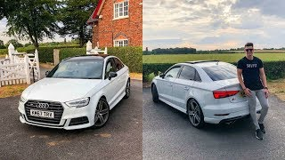 MY NEW CAR!!! | Audi S3 Saloon 2017 (Launch Control)
