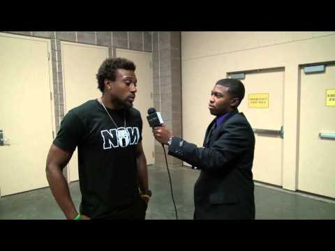 Kansas City Star Safety Eric Berry Interview With Mr. Taliaferro