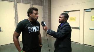Interview with Kansas City Star Safety Eric Berry