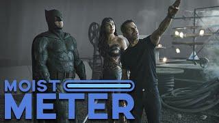Moist Meter | Justice League Snyder Cut