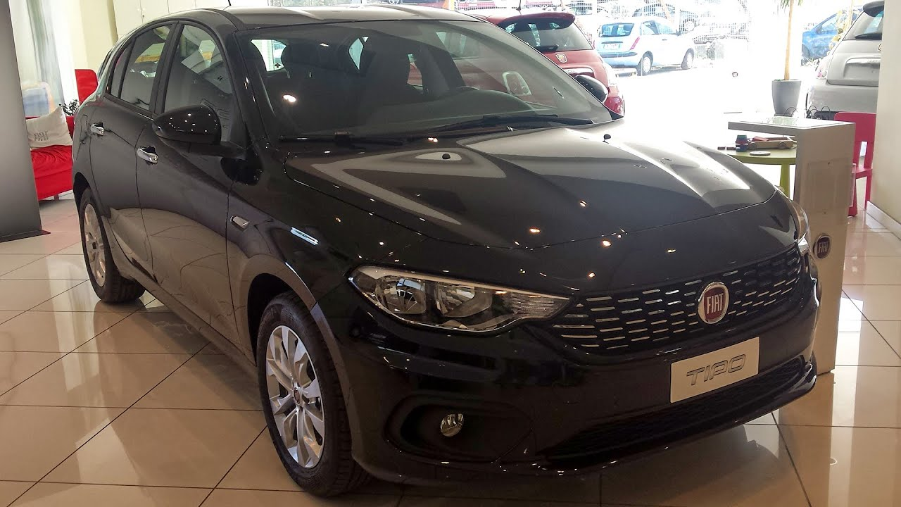Nuova fiat tipo hatchback walkaround and interior 2016 hq youtube - Fiat tipo interior ...