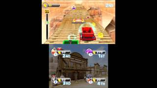 Disney Infinity Toy Box Challenge Nintendo 3ds + First Gameplay Video