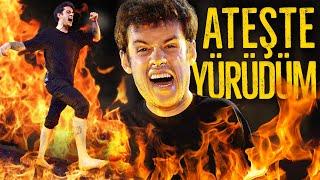 ATEŞTE YÜRÜDÜM! ft.@Kıvanç ve Burak
