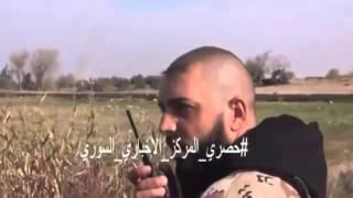 Штурм сирийской армией позиции  Исламского государства  Новости Сирии, России, Франции