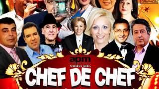 CHEF DE CHEF VOL 15 2016 HORE SI SARBE SUPER PETRECERE ROMANEASCA COLAJ