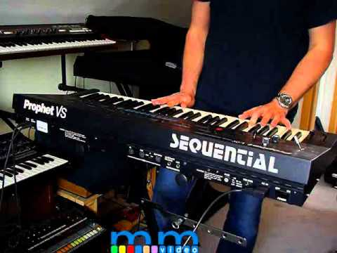 Vintage Synthesizers I Sequential Circuits Prophet VS