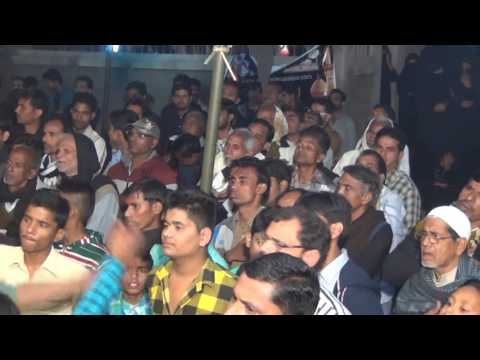 Ak Be Misl Saheefa Hai Ali Ki Beti | Abbasia Jafrabad | 18 Safar Nagpur Jalalpur 2016
