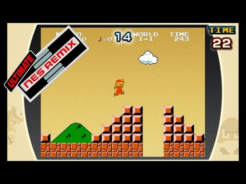 Citra Emulator (CPU JIT) - Ultimate NES Remix [1080p] - Nintendo 3DS - 동영상
