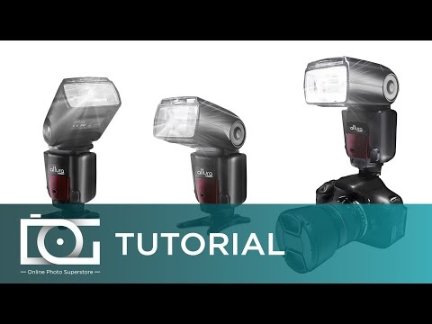 Flash Photography: 1 On / 2 Off Camera Flash Setup For Studios | Lighting Video Tutorial