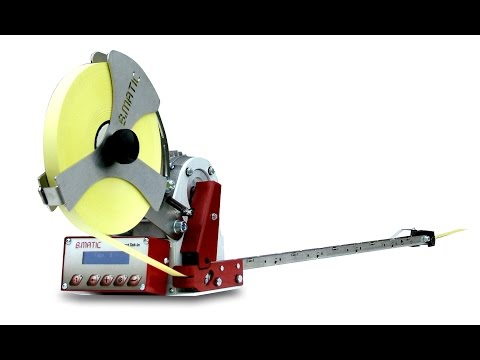 Tab Inserting machine - Contadora de resmas TAB-IN COUNTER demonstration