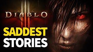 The Saddest Stories in Diablo Lore