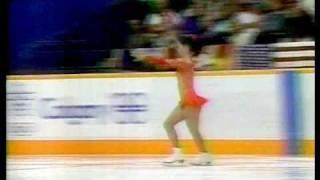 1988 カルガリー五輪 フィギュアスケート | Junko Yaginuma / 1988 Cal...