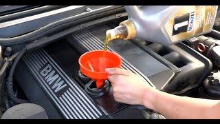 Öl selbst wechseln - Ölservice Reset / How To Change Your Oil