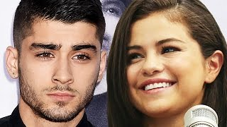 Selena Gomez Reacts To Zayn Malik Online Flirtation