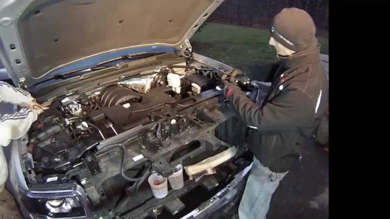 2015 GMC Sierra Headlight removal & HID installation - YouTube  Acadia Hid Wiring Diagram on acadia coolant temp sensor, acadia engine diagram, acadia transmission diagram, acadia ac diagram, acadia parts diagram, acadia fuse diagram, acadia headlight bulb replacement,