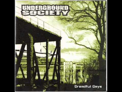 Underground Society - Self Change