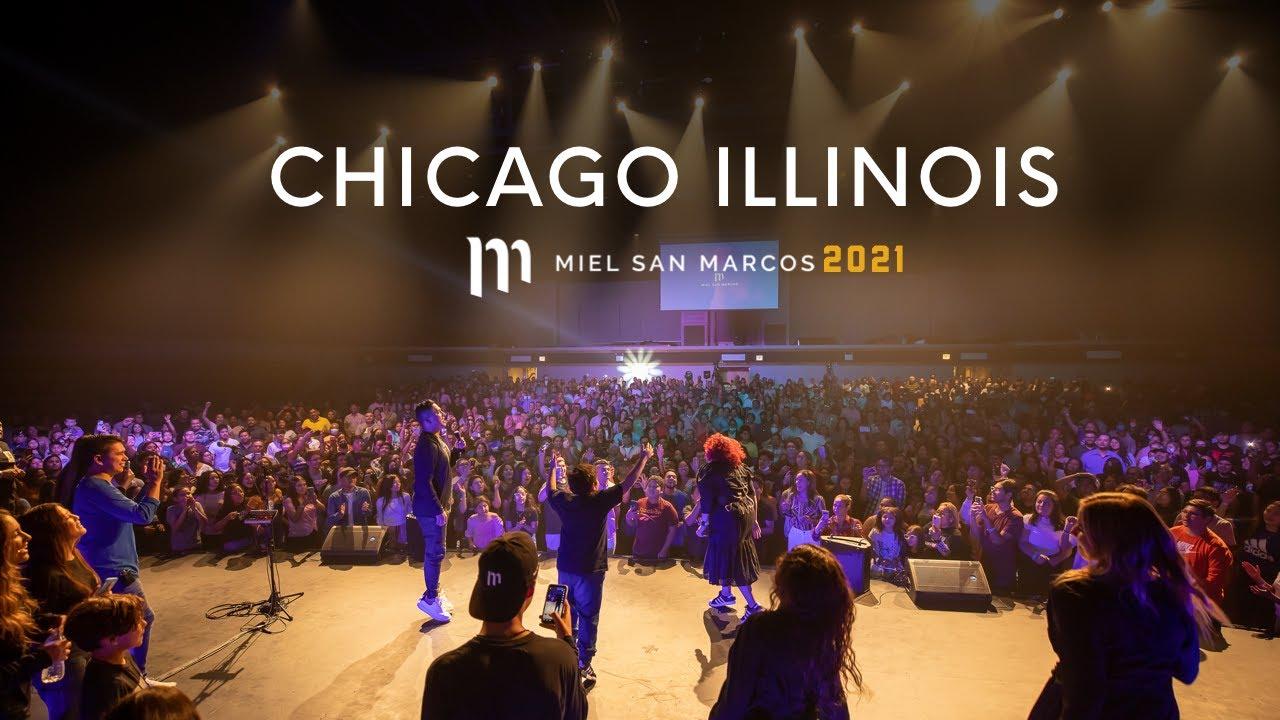 Miel San Marcos en Chicago IL 2021