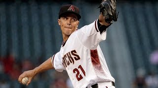 Zack Greinke Ultimate 2017 Highlights