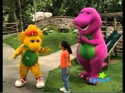 Barney & Friends: Play It Safe! (Season 7, Episode 14)