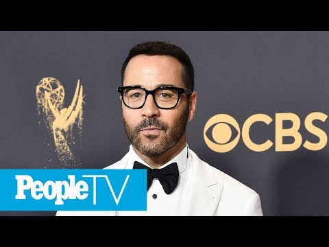 Jeremy Piven Accused By A Third Woman Of Sexual Assault: 'I Was Fighting Back Tears'  PeopleTV
