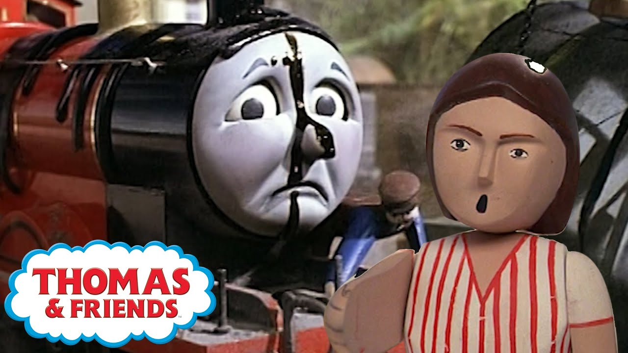 Thomas & Friends™ | James in a Mess | Throwback Full Episode | Thomas the Tank Engine