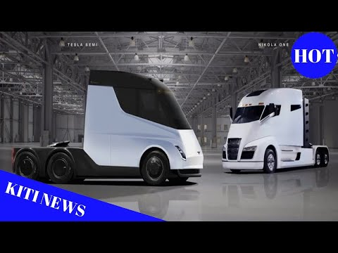 Tesla Semi rival Nikola throws shade, claims $8 billion in pre-orders, 100% reservation refunds