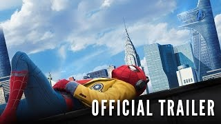 connectYoutube - Spider-Man: Homecoming - Official Trailer 2 [HD]