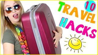 10 GENIALE TRAVEL HACKS - TheBeauty2go