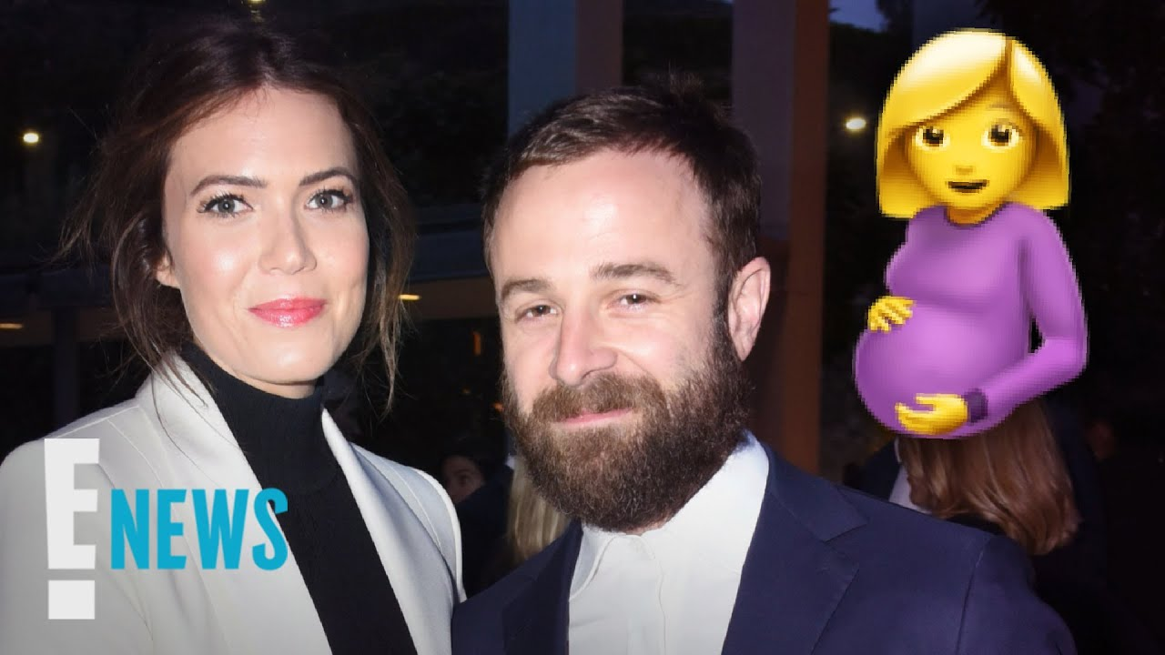 Mandy Moore Is Pregnant, Expecting First Baby With Taylor Goldsmith