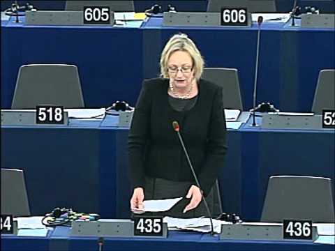 Julie Girling MEP talks about the protection and promotion of biodiversity