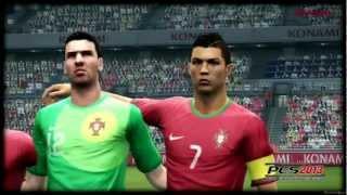 PES 2013 New Trailer- Vidéo Gameplay (On the pitch Episode 2)Nouveauté du  17-07 2012