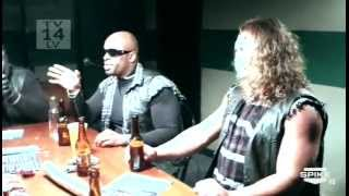 Aces and Eights - Best backstage segment ever