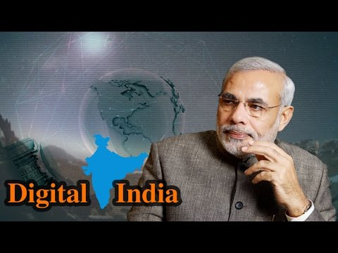 "Birth of the ""Digital India"""