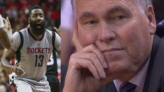 No Kawhi No Problem! James Harden Scores 10 Points! Spurs Rockets Game 6
