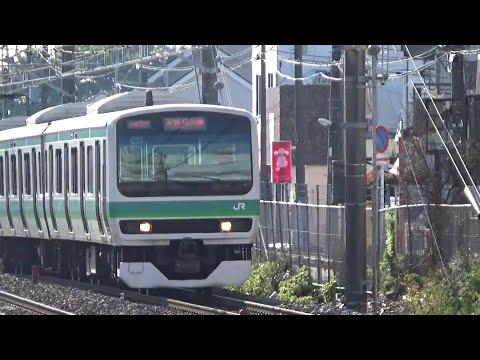 常磐線快速 高速通過集 南柏リメイクver Joban Line Rapid