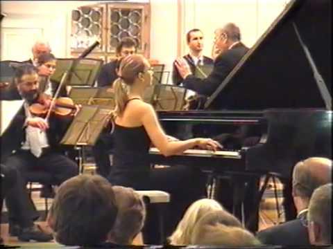 Beethoven Concerto No.3 - 3rd mov. - Lydia Maria Bader, piano