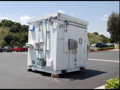 ESL CEMS Shelter Build-out Video