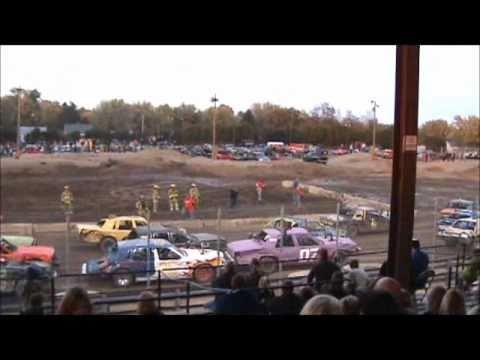 Indiana Fall Classic Autocross Muncie, Indiana Part 1/2