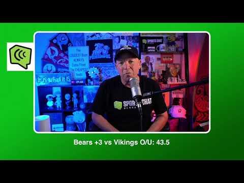 Minnesota Vikings at Chicago Bears Monday 11/16/20 NFL Picks & Predictions Week 10: MNF Picks
